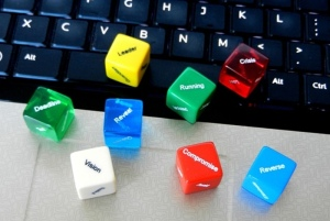 The prototype Writing Blocks®