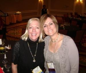 Margie Lawson, Brenda Novak