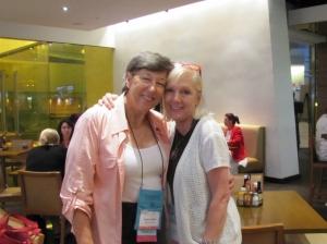 Margie Lawson, Laura Drake